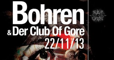Bohren & Der Club Of Gore @ Islington Mill, Salford 22/11/2013