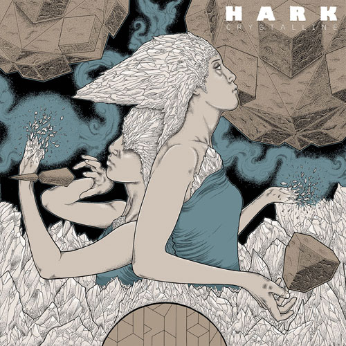 Hark 'Crystalline' Artwork