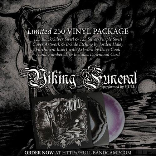 Hull 'Viking Funeral' Reissue