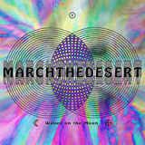 March The Desert 'Waves On The Moon'