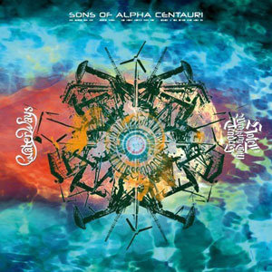 Waterways / Sons Of Alpha Centauri / Hotel Wrecking City Traders