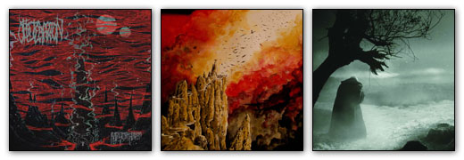 Obliteration / Resonaut / Sadhak - Album Artwork