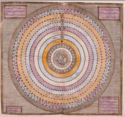Divine Circles 'Oblivion Songs' Artwork
