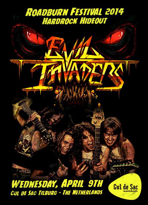 Roadburn-2014-Evil-Invaders