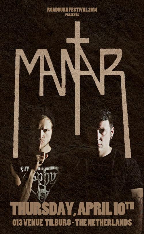 Roadburn 2014 - Mantar