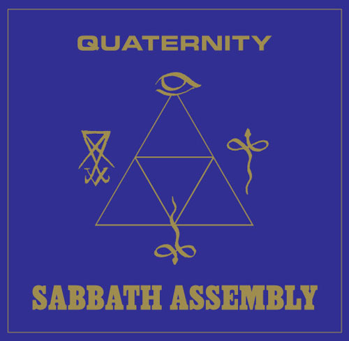 Sabbath Assembly 'Quaternity' Artwork