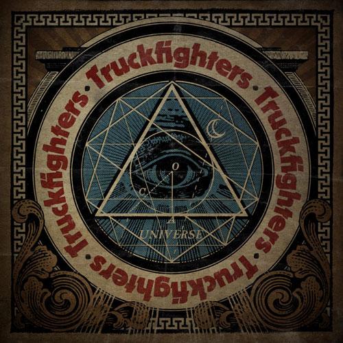 Truckfighters 'Universe' Artwork