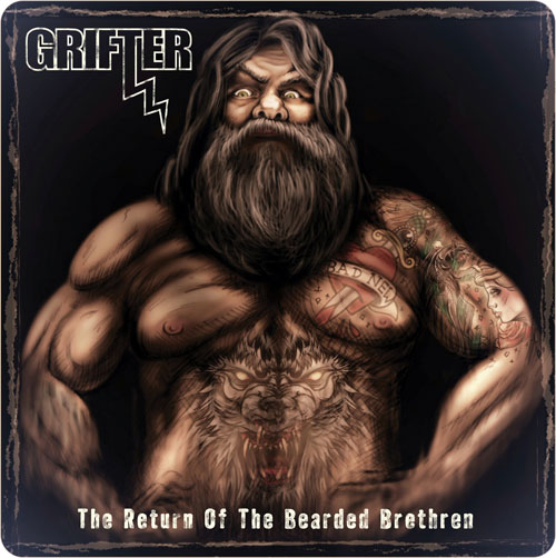 Grifter 'The Return Of The Bearded Brethren' Artwork
