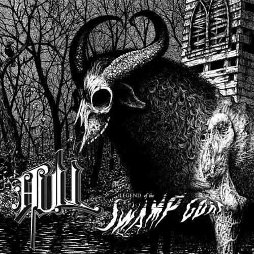 Hull 'Legend Of The Swamp Goat' Artwork