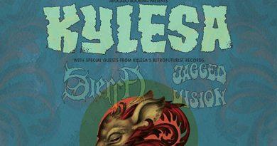 Kylesa / Sierra / Jagged Vision European Tour 2014