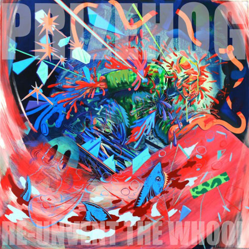 Prizehog 'Re Unvent The Whool' Artwork