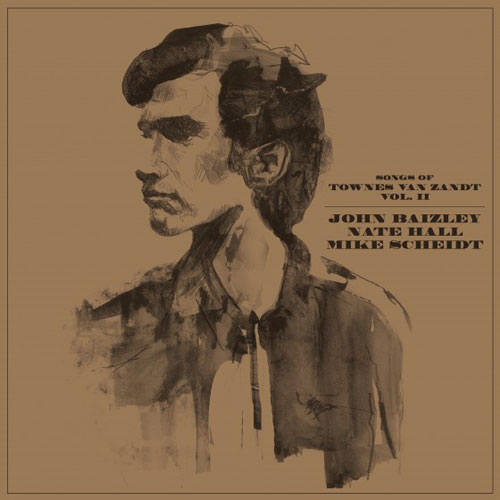 Songs Of Townes Van Zandt - Vol II - Artwork