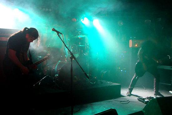 Bast @ The Asylum 2, Birmingham 16/03/2014 - Photo by Pete Green