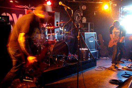 Greenhorn @ The Asylum 2, Birmingham 16/03/2014 - Photo by Pete Green
