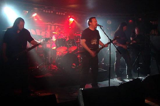 My Silent Wake @ The Asylum 2, Birmingham 16/03/2014 - Photo by Pete Green
