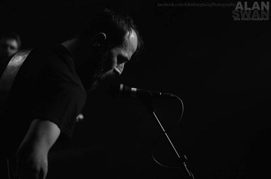Bacchus Baracus @ Audio, Glasgow 17/03/2014 - Photo by Alan Swan