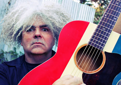Buzz Osborne - Photo by Mackie Osborne