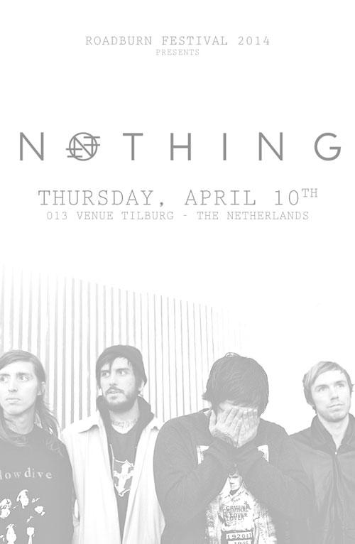Roadburn 2014 - Nothing