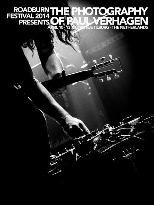Roadburn 2014 - Paul Verhagen
