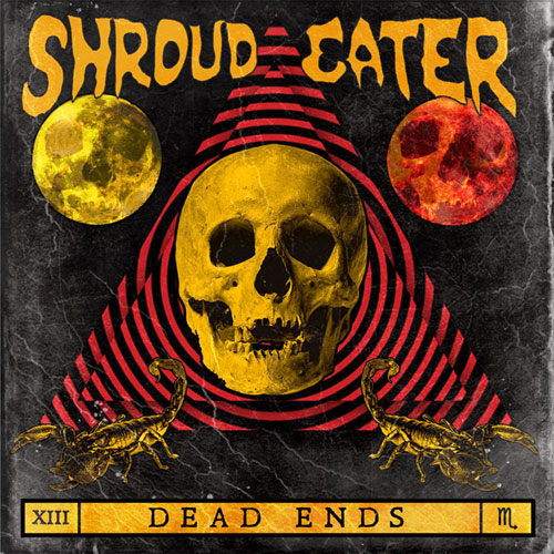 Shroud Eater 'Dead Ends' Artwork