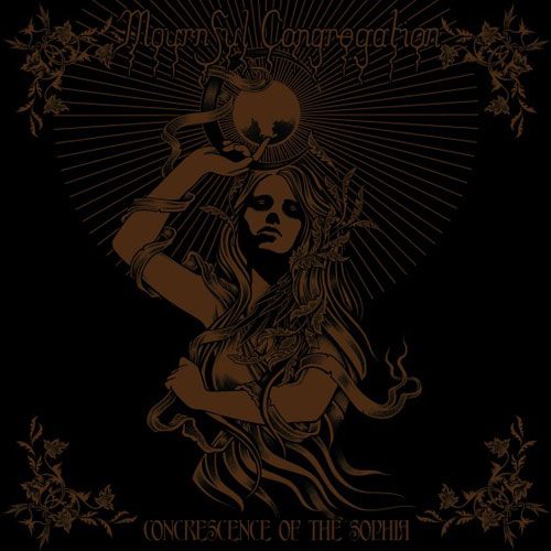 Mournful Congregation 'Concrescence Of The Sophia' Artwork