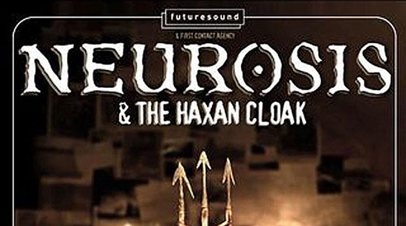 Neurosis / The Haxan Cloak @ The Cockpit, Leeds 04/05/2014