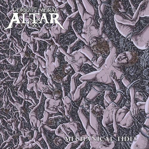 Corrupt Moral Altar 'Mechanical Tides' Artwork