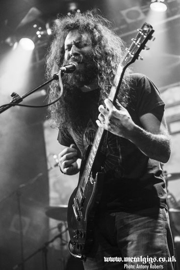 DesertFest 2014 - Black Rainbows - Photo by Antony Roberts