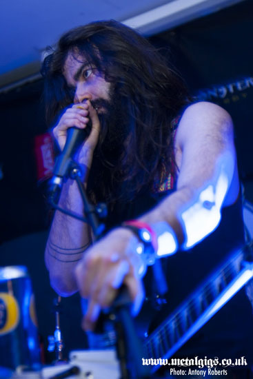 DesertFest 2014 - Necro Deathmort - Photo by Antony Roberts