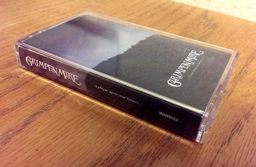 Grimpen Mire 'A Plague Upon Your Houses' Cassette