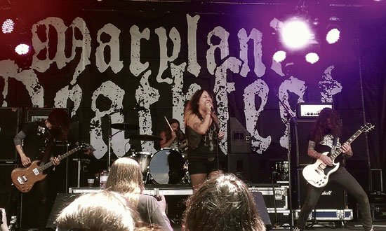 Maryland Deathfest 2014 - Windhand