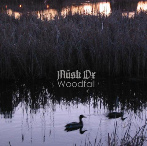 Musk Ox 'Woodfall' Cover