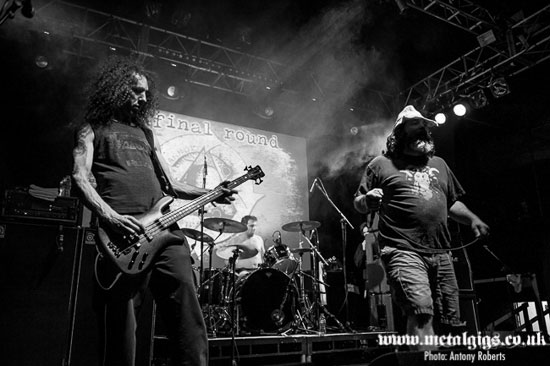 Temples 2014 - Brutal Truth - Photo by Antony Roberts