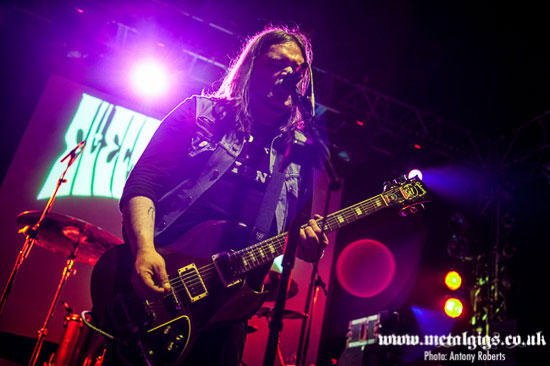 Temples 2014 - Electric Wizard - Photo by Antony Roberts