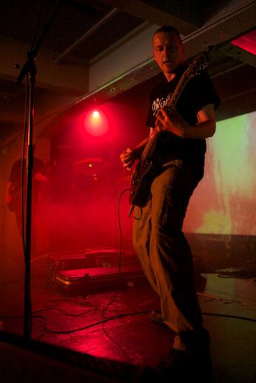 Godflesh @ SWG3, Glasgow 02/06/2014 - Photo by Alex Woodward