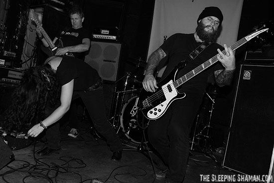 Witch Mountain @ The Star & Garter, Manchester 13/06/2014