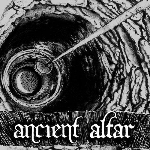Ancient Altar - S/T - Artwork