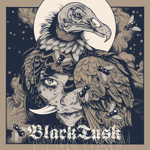 Black Tusk 'Vultures Eye' Artwork