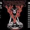 Dopethrone / Gurt - Euro Tour 2014