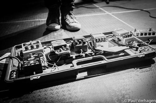 Eindhoven Psych Lab 2014 - Sonic Jesus - Photo by Paul Verhagen