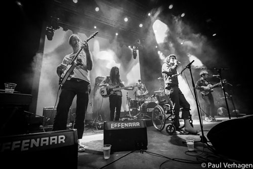 Eindhoven Psych Lab 2014 - The Growlers - Photo by Paul Verhagen