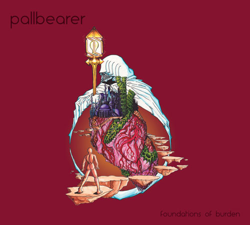 Pallbearer 'Foundations Of Burden' Cover