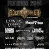 Damnation Festival 2014