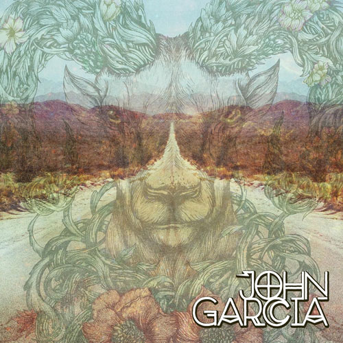John Garcia - S/T - Artwork