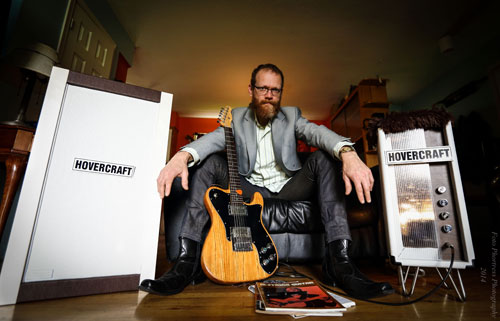 Nial McGaughey - Hovercraft Amplifiers