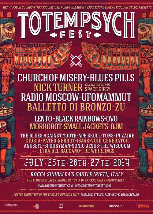 Totem Psych Fest 2014