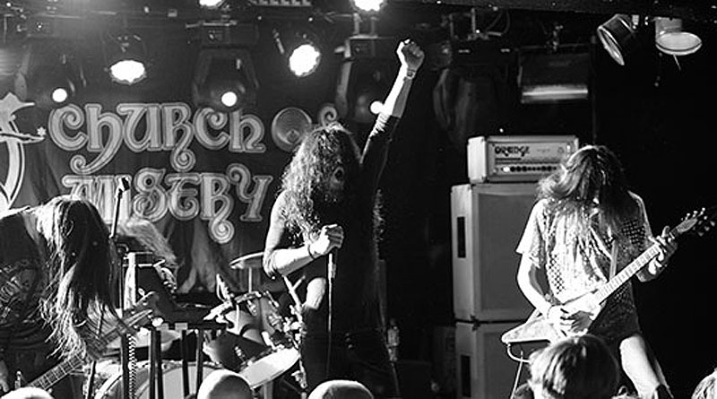 Church Of Misery @ Academy 3, Manchester 28/07/2014