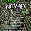 BongCauldron / Nomad - UK Tour 2014