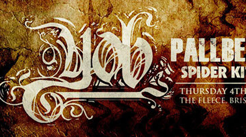 Yob / Pallbearer / Spider Kitten @ The Fleece, Bristol 04/09/2014