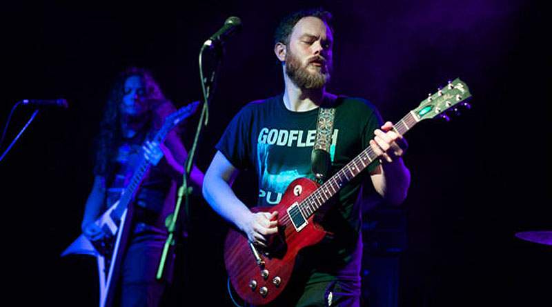 Pallbearer @ Audio, Glasgow 06/09/2014